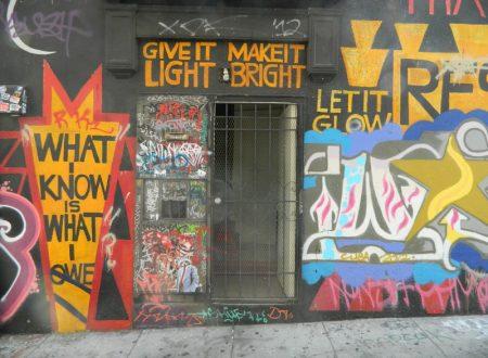 Give it light, make it bright, let it glow